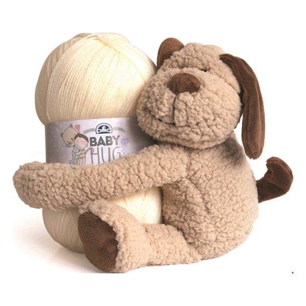 Baby Hug - LYSEBRUN - HUND