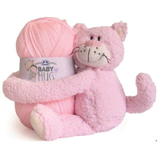 Baby Hug - LYSERØD - KAT
