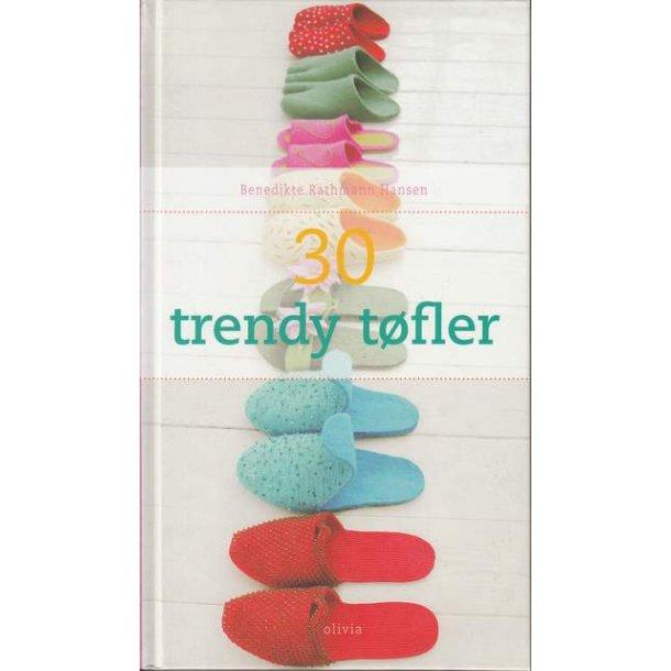 30 trendy tøfler