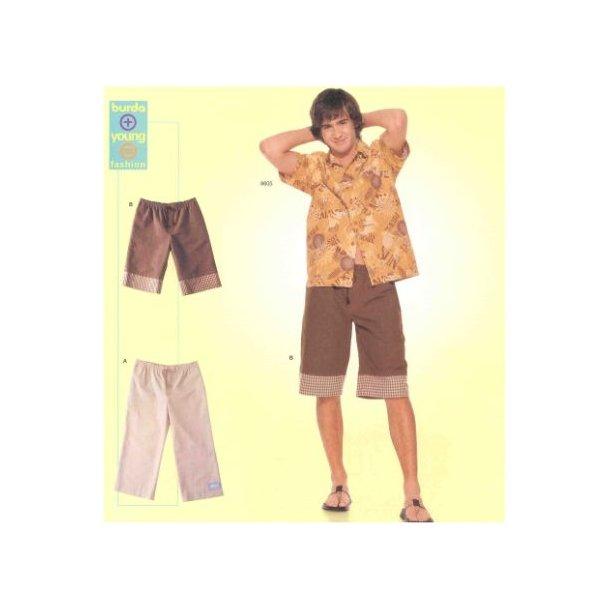Shorts eller knickers