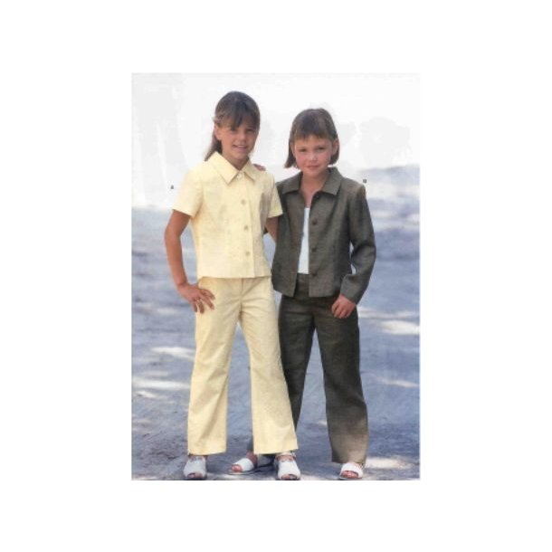 Pæn jakke og bukser
