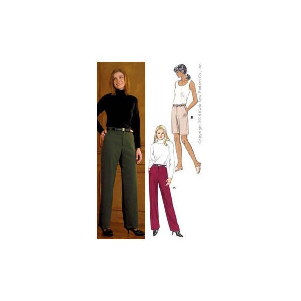 Bukser eller shorts