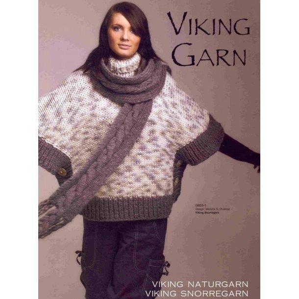 Viking Garn katalog 0803