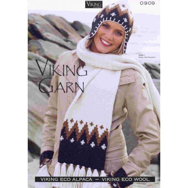 Viking Garn katalog 0909