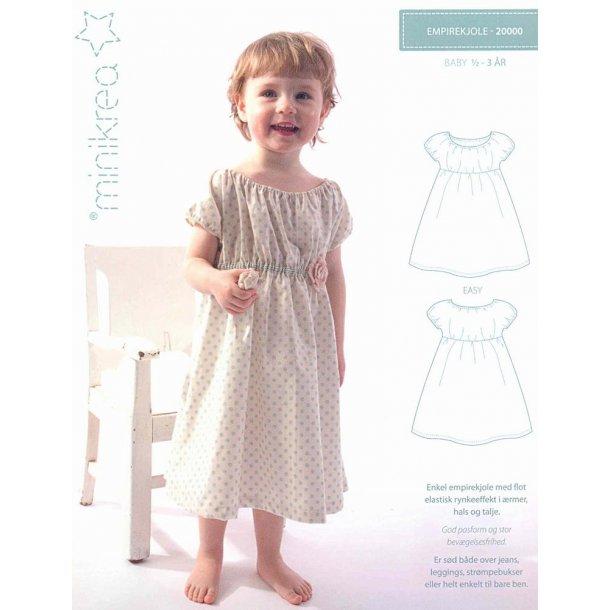 Empirekjole - Baby ½ - 3 år