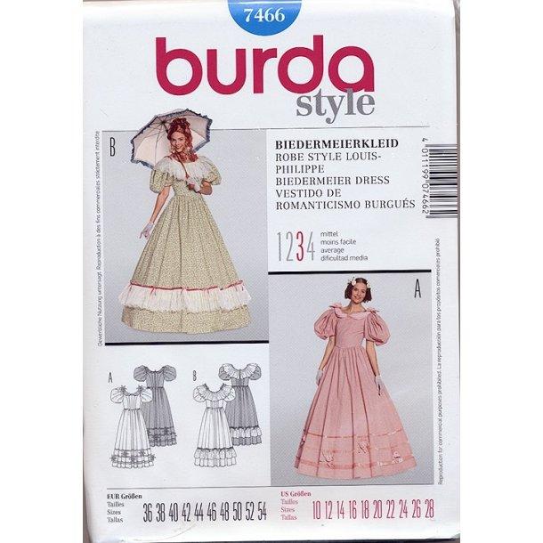 Romantisk historisk kjole