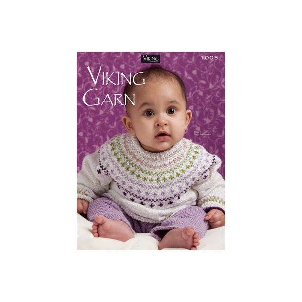 Viking Garn katalog 1005