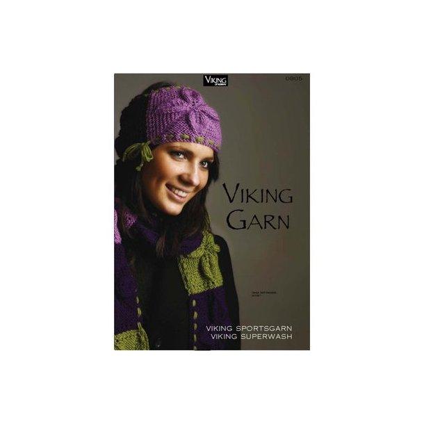 Viking Garn katalog 0805