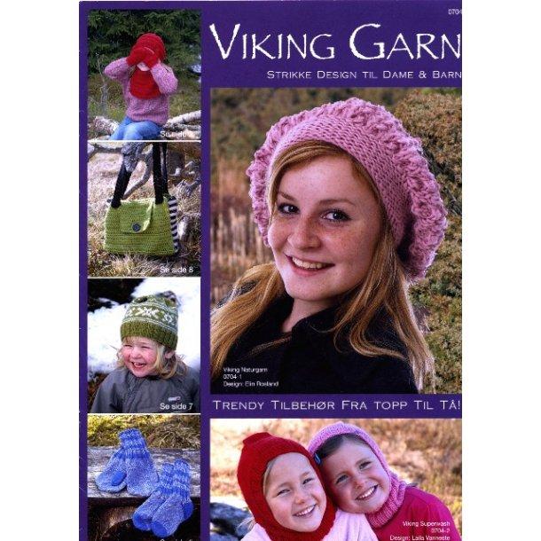 Viking Garn katalog 0704
