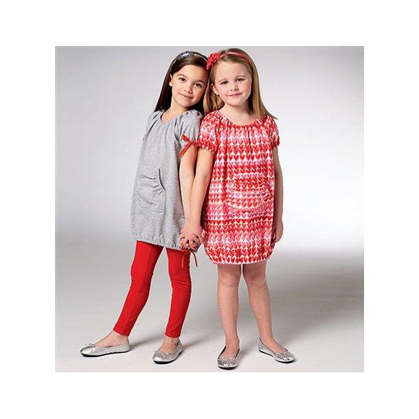 Girls' Dresses & Leggings