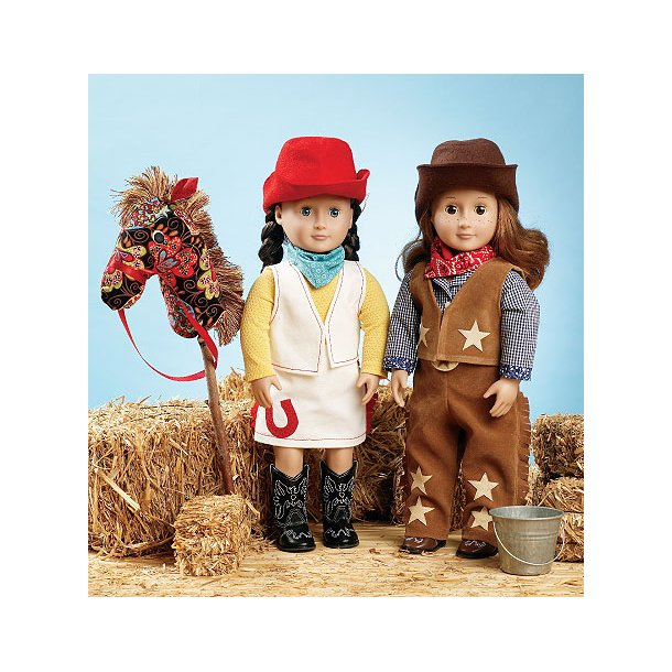 Giddyup Doll Clothes & Accessories